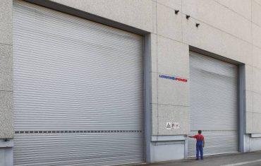 Industrijska rolo vrata