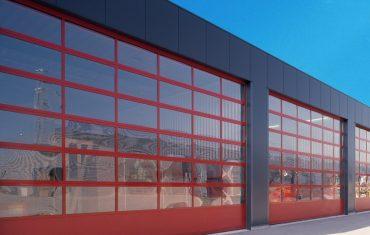 Industrijska sekcijska vrata